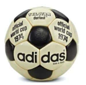 Telestar 1974 GERMANY The History of the Official World Cup Match Balls