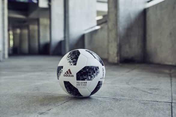 Telstar 18 Ball_10 Official Match Ball - 2018 World Cup Telstar 18 Soccer Ball (Football)
