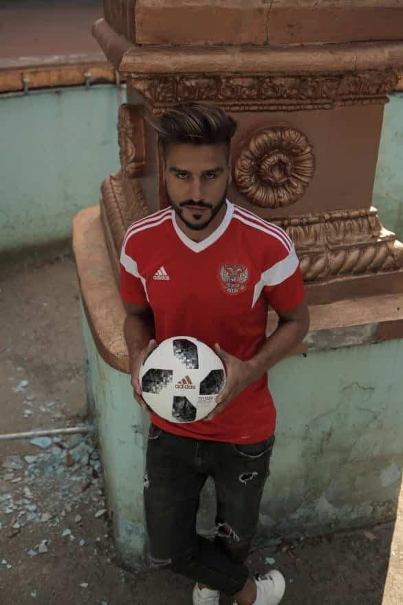Telstar 18 Ball_11 Official Match Ball - 2018 World Cup Telstar 18 Soccer Ball (Football)
