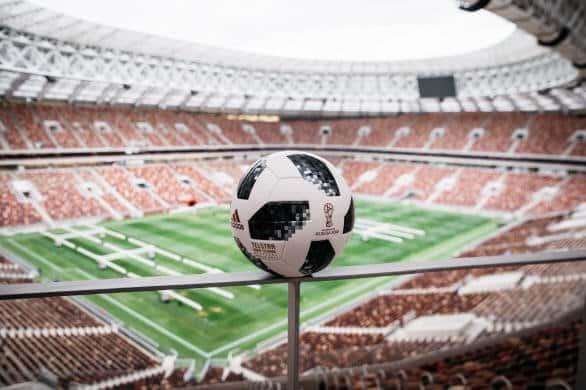 Telstar 18 Ball_13 Official Match Ball - 2018 World Cup Telstar 18 Soccer Ball (Football)