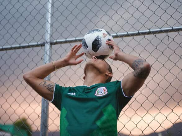 Telstar 18 Ball_3 Official Match Ball - 2018 World Cup Telstar 18 Soccer Ball (Football)