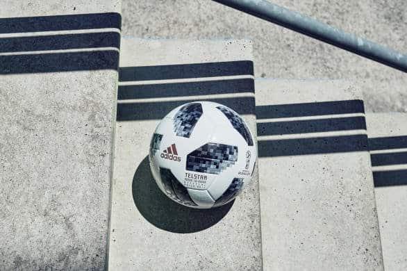 Telstar 18 Ball_9 Official Match Ball - 2018 World Cup Telstar 18 Soccer Ball (Football)