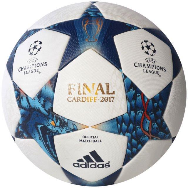 UEFA Finale 2017 Cardiff Ball 2 UEFA Champions League 2017 Cardiff Finale