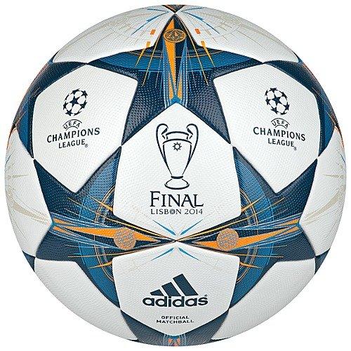 UEFA Finale Lisbon ball UEFA Champions League Final Lisbon 2014
