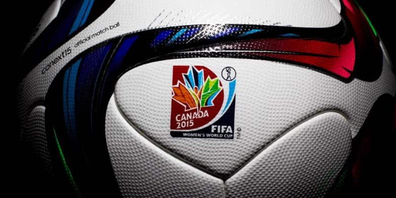 Womens_World Cup_Ball_2015_B Official Women's World Cup Match Ball: Conext15