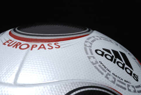 europass_closeup Adidas Euro Pass Official Match Ball of UEFA EURO 2008