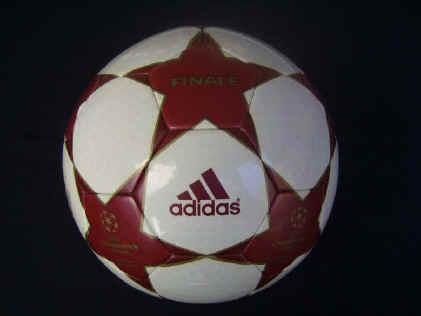 finale_2004_2005 Champions League Balls