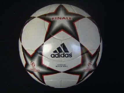finale_2006_2007 Champions League Balls