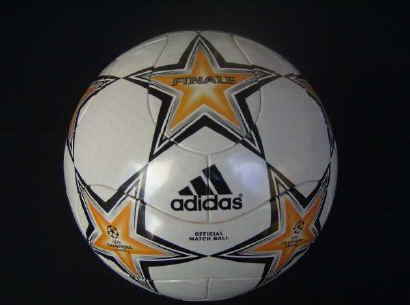 finale_2007_2008 Champions League Balls