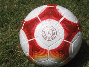 JFA logo Gamarada Olympic 2000 Soccer Ball