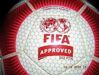 gamarada3 Gamarada Olympic 2000 Soccer Ball