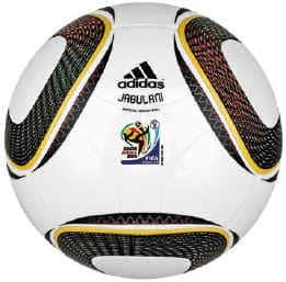 jabulani 2010 The History of the Official World Cup Match Balls