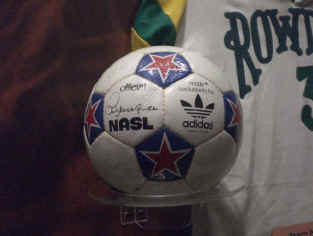Nasl Ball The History of the Soccer Ball Part 2