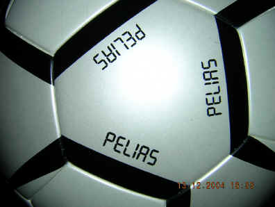 pelias ball 3 Pelias 2004 Olympic Soccer Ball