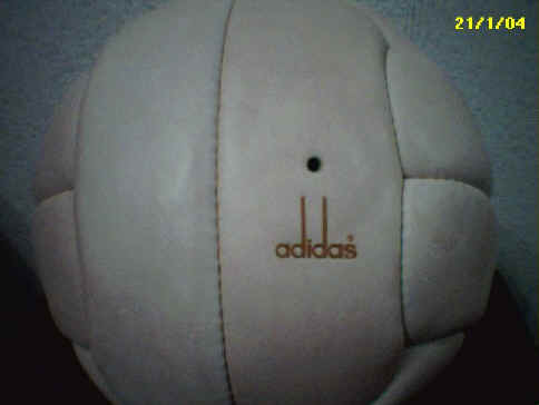 santiago_ENGLAND_1966 The History of the Soccer Ball Part 2