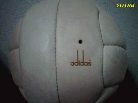 santiago_ENGLAND_1966 Official World Cup Telstar Match Soccer Ball
