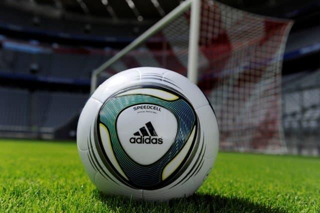 Adidas Match ball 2