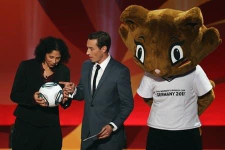 Official Women's World Cup Match Ball: SpeedCell