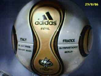 team-geist_berlin_Italy_France Official World Cup Final Match Ball Teamgeist Soccer Ball