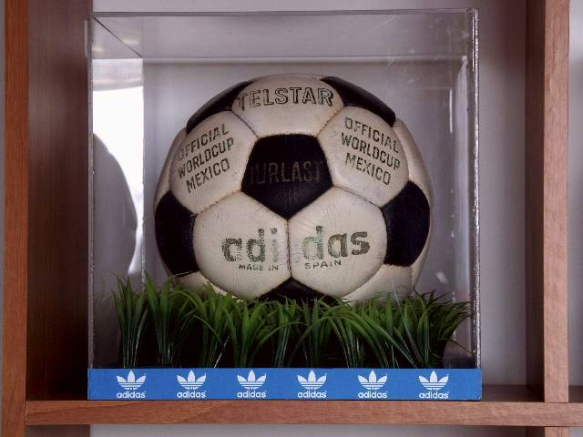 telstar-1970 Official World Cup Telstar Match Soccer Ball