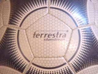 terrestra European Championship 2000 Tournament Ball Terrestra