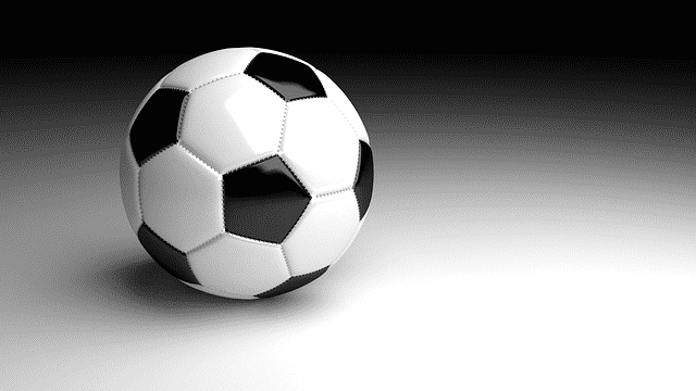 Football 3D Ball Drag