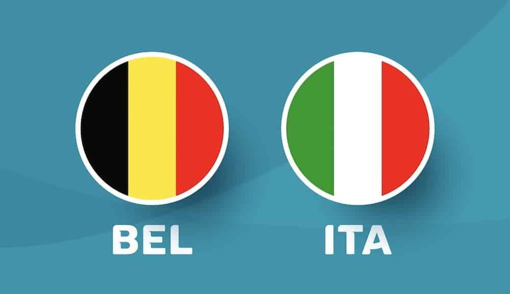 Belgium vs Italy