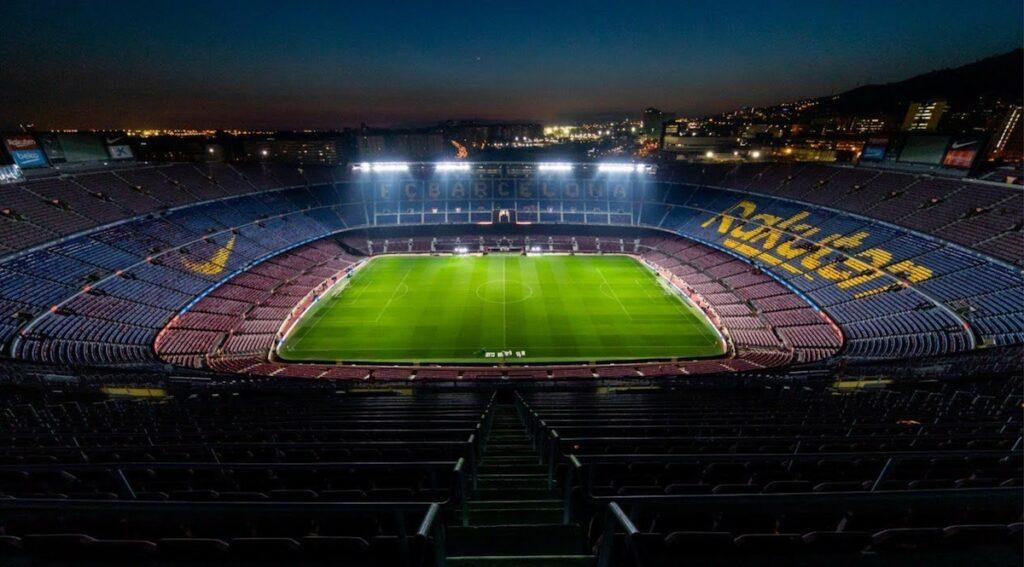 Largest soccer stadiums
