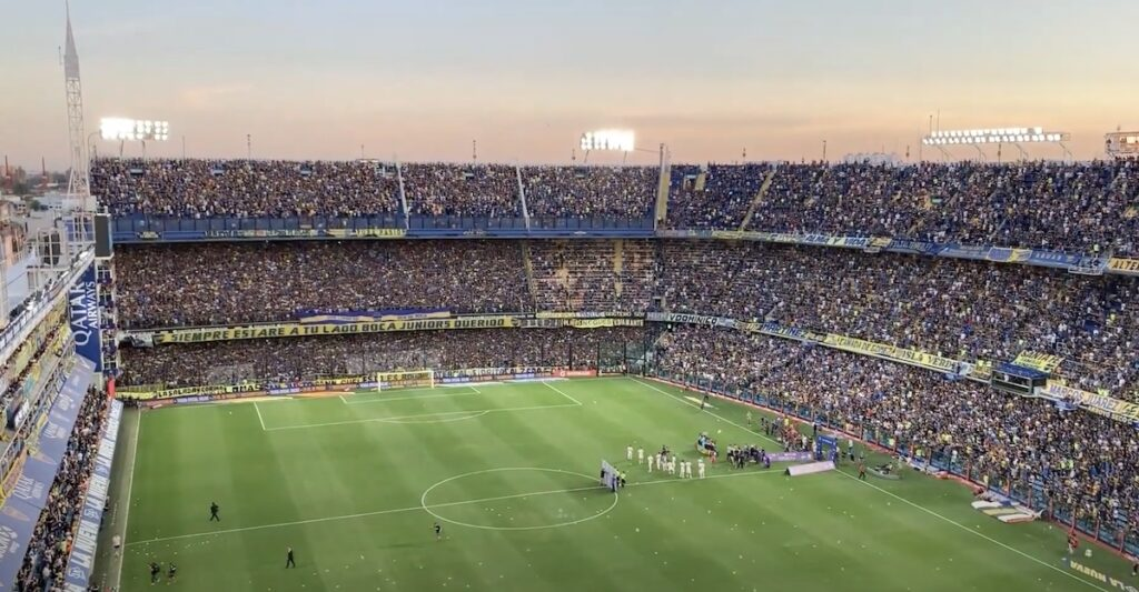 most famous stadiums