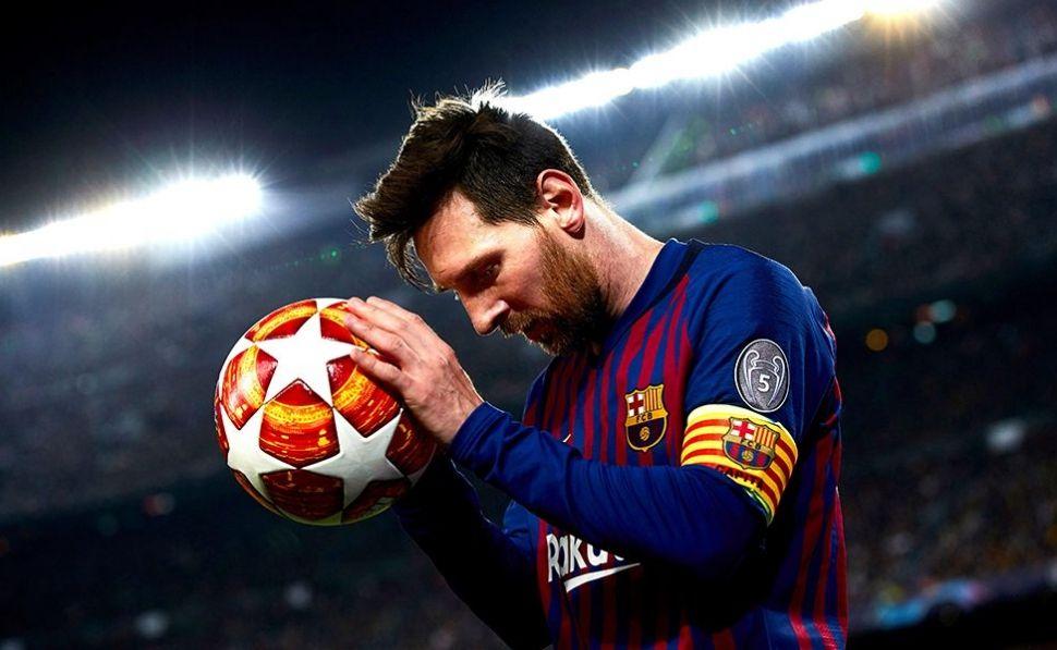 Top Goalscorer Messi